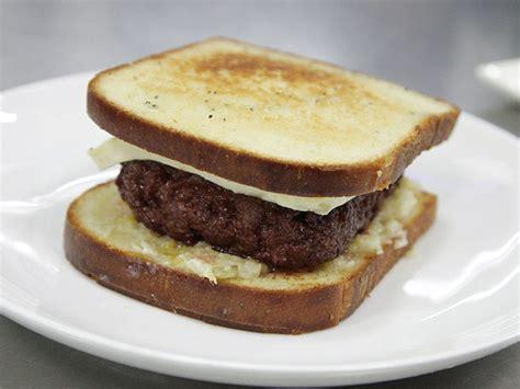 cuisine burger food is a hamburger considered a sandwich