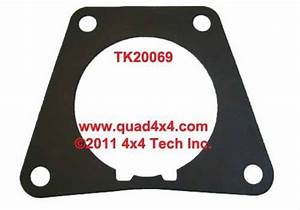 Tk20069 Np435  Np445 Rear Gasket In Np435 Transmission Parts