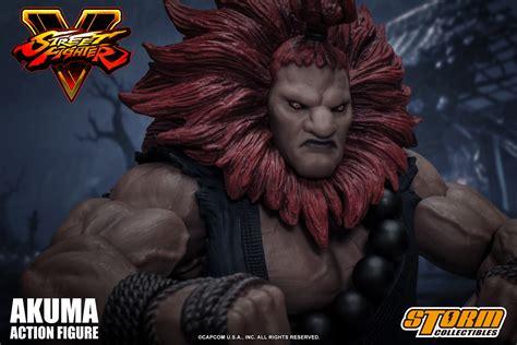 Storm Collectibles Street Fighter Akuma