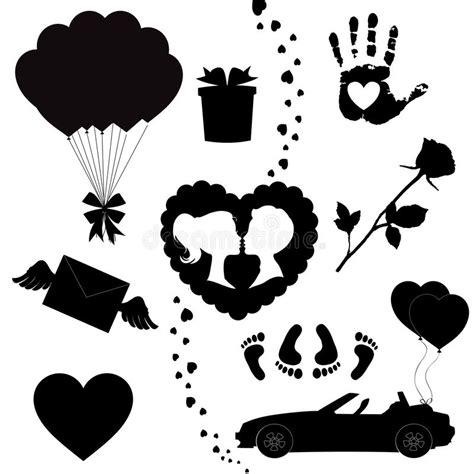 branco do e preto valentim ilustra 231 245 es vetores e clipart de stock 281 stock illustrations