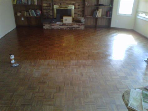 minwax hardwood floor reviver new into a parquet floor flooring contractor talk