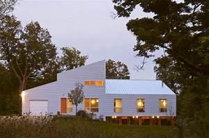 maison ossature mtallique les murs sarl ag maisons en With maison ossature metallique en kit
