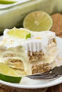 No Bake Key Lime Eclair - Crazy for Crust