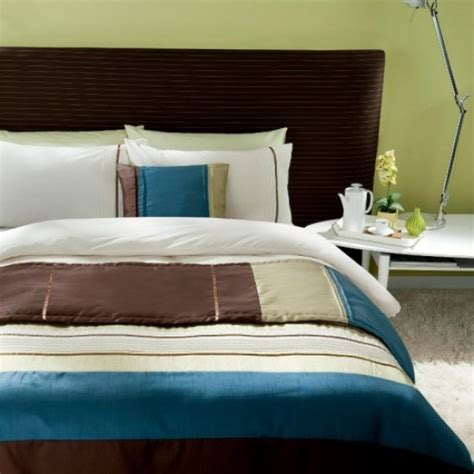Bed Linens Vancouver by Vancouver Duvet Cover Set Teal Cushy Living