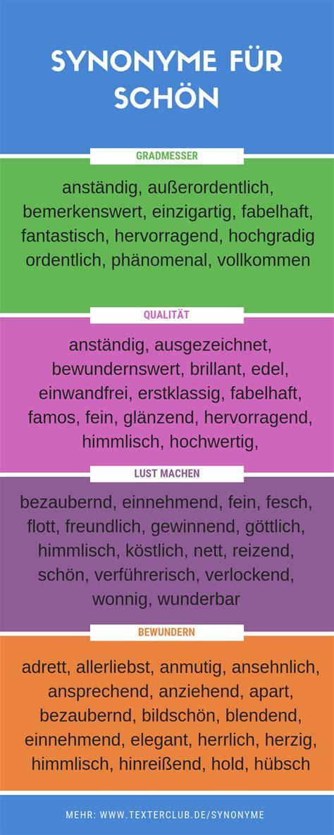 Synonym Für Außergewöhnlich by Mehr Zum Thema Synonyme Und Wie Sie Richtig Verwendet