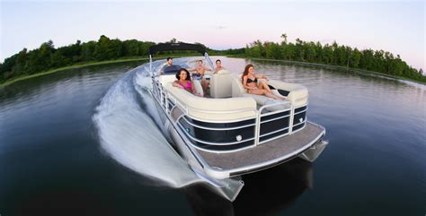 Best Boats 10 Of The Best Pontoon Boats Of 2017 Boat