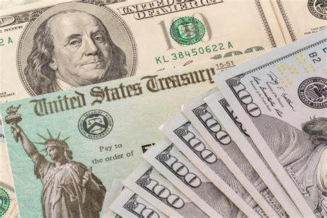 stimulus second check come checks finreporter getty personal