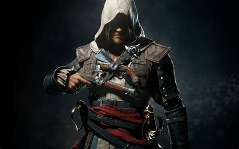 Edward Kenway Assassins Creed Iv Black Flag Wallpaper