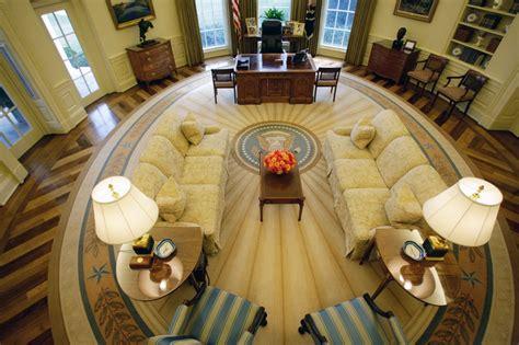 bureau president the oval office through the years