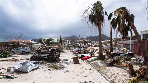 photos hurricane irma tears through caribbean