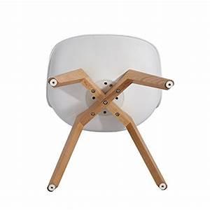 Esszimmerstühle Weiß Holz : 4er set esszimmerst hle mit massivholz eiche bein retro design gepolsterter lstuhl k chenstuhl ~ Whattoseeinmadrid.com Haus und Dekorationen