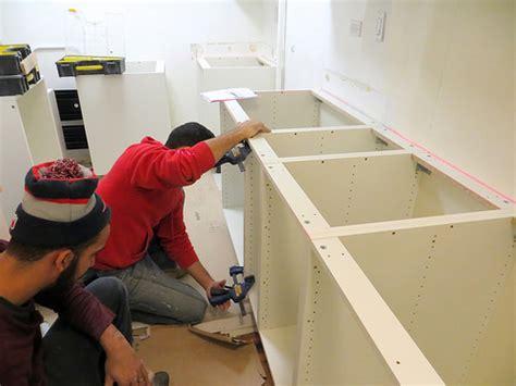 ikea kitchen cabinet assembly kitchen reno ikea cabinets assembly and installation 4455