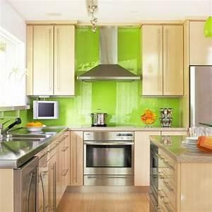 Farbgestaltung Küche Wand : wohnideen k che farbe ~ Sanjose-hotels-ca.com Haus und Dekorationen