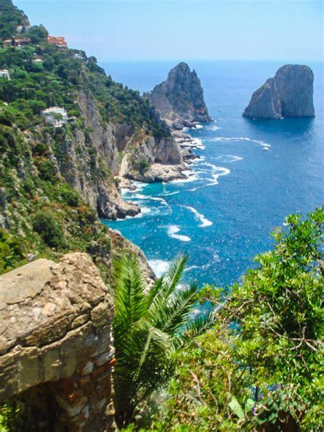 day  capri italy