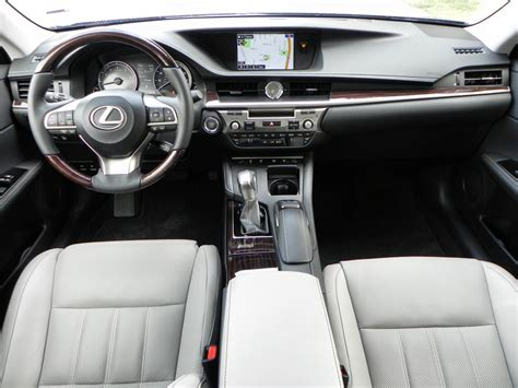 Lexus Es 350 Interior by 2016 Lexus Es 350 Gallery Aaron On Autos