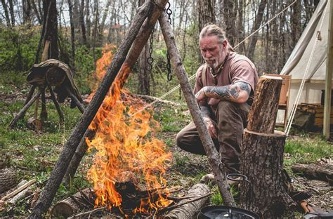Event Update: Bushcraft and Survival Skills Weekend with