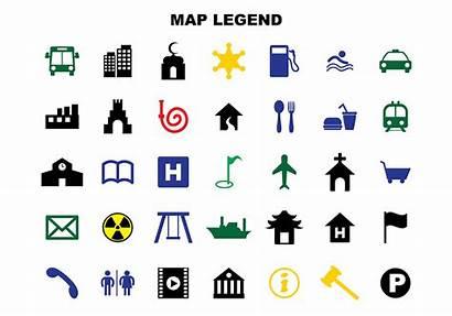 Legend Map Vector Clipart Vecteezy