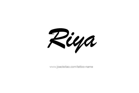 riya  tattoo designs