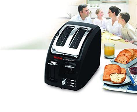 seb toaster tefal avanti classic 875718 toaster 2 slice black