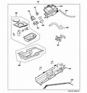 Ge Ptds850em0ww Dryer Parts