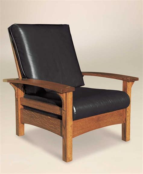 Amish Morris Chair Recliner by Durango Morris Chair Amish Direct Furniture