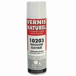 Vernis Mat Incolore : bombe de vernis bois naturel mat satin et brillant pas cher ~ Premium-room.com Idées de Décoration