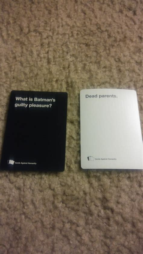 cards  play  cards  humanity meme
