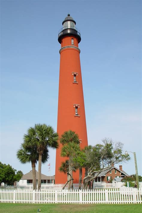 lighthouses in the usa panoramio photo of 1887 ponce deleon inlet lighthouse 2nd tallest lighthouse in united states