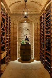 Wine Cellars In Stone Mediterranean Wine Cellar New