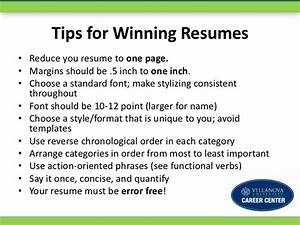 how to write a winning resume workshop With how to write a winning resume