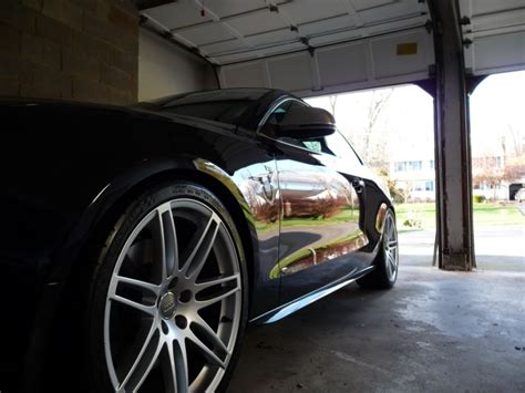 audi    custom wheels real life pictures