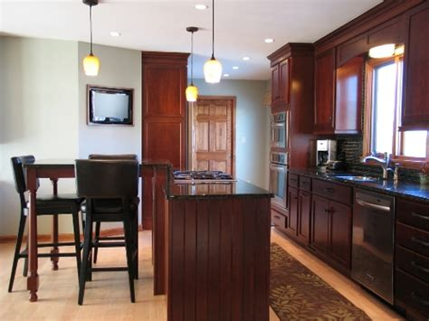 popular kitchen colors with cherry cabinets my home