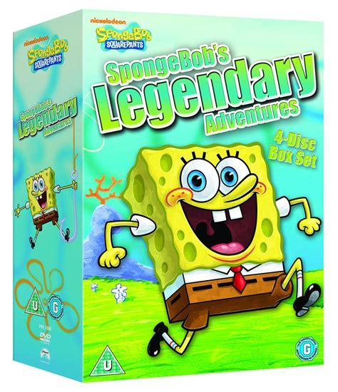 Spongebobs Legendary Adventures Encyclopedia