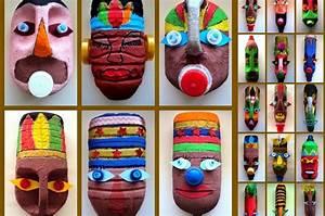 Máscaras con envases reciclados Manualidades Infantiles