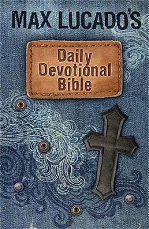 Max Lucado's Childrens Daily Devotional Bible Free