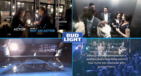 new bud light commercial hidden messages in big budget commercials will leave