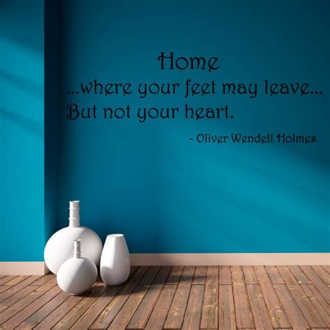 homewhere  feet  leave    heart