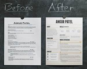 27 magnificent cv designs that will outshine all the With cool resume layouts