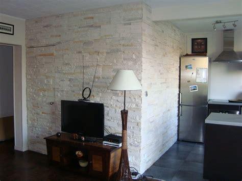 d馗o mur cuisine apres travaux cuisine mur en parement photo de cuisine et salle d 39 eau société adm travaux de rénovation