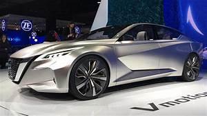 Best Five Concept Cars Of The 2017 Detroit Motor Show
