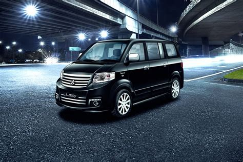 Suzuki Apv Luxury Wallpaper by Gambar Suzuki Apv Luxury Lihat Foto Interior Eksterior