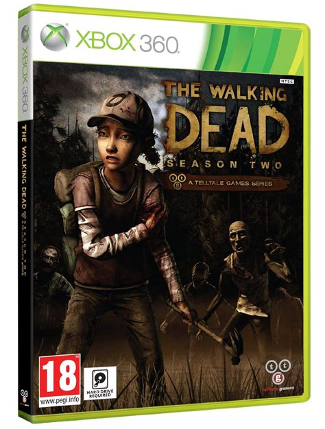The Walking Dead Season Two Xbox 360 Available At Radioworld