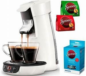 Senseo Auf Rechnung : senseo kaffeepadmaschine senseo viva caf hd7829 00 inkl ~ Themetempest.com Abrechnung