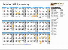 Kalender 2018 Brandenburg zum Ausdrucken « KALENDER 2018