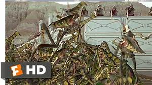 Starship Troopers (1997) - Bugs! Bugs! We've Got Bugs ...