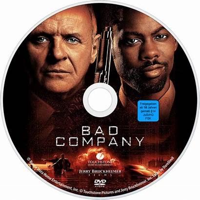 Bad Company Fanart Tv Dvd