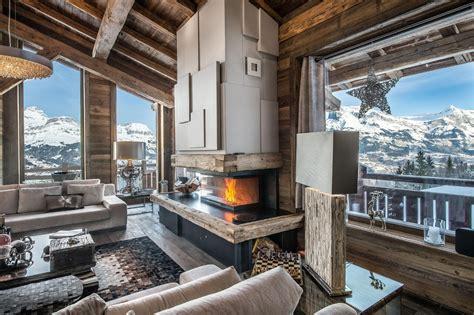 chambre chalet de luxe chalet ararat megeve alpine guru