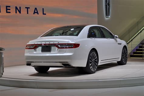 lincoln 2017 car 2017 lincoln continental release date interior and specs