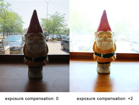 exposure compensation how two simple functions