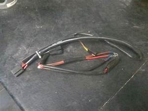 1997 97 Oem Arctic Cat Battery Wiring Harness   0686
